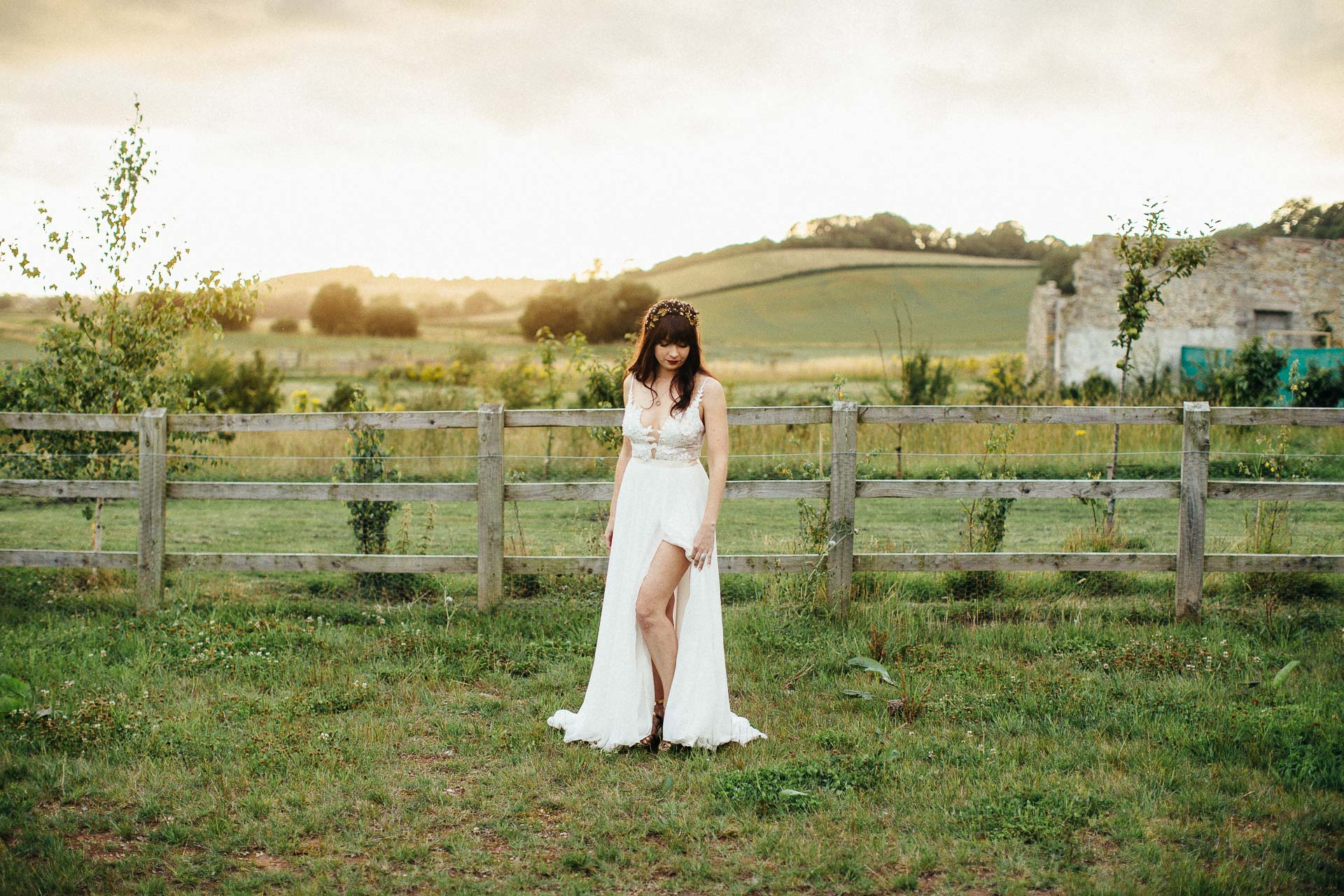 Ford Farm Wedding England Photographer UK by Jean-Laurent Gaudy Photography-8