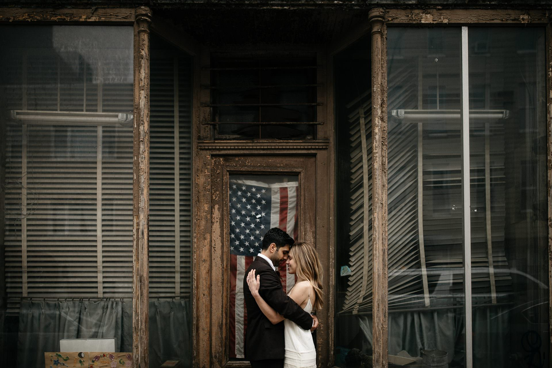 Nikki & Malcolm's Wedding . Brooklyn Winery - Brooklyn, NYC