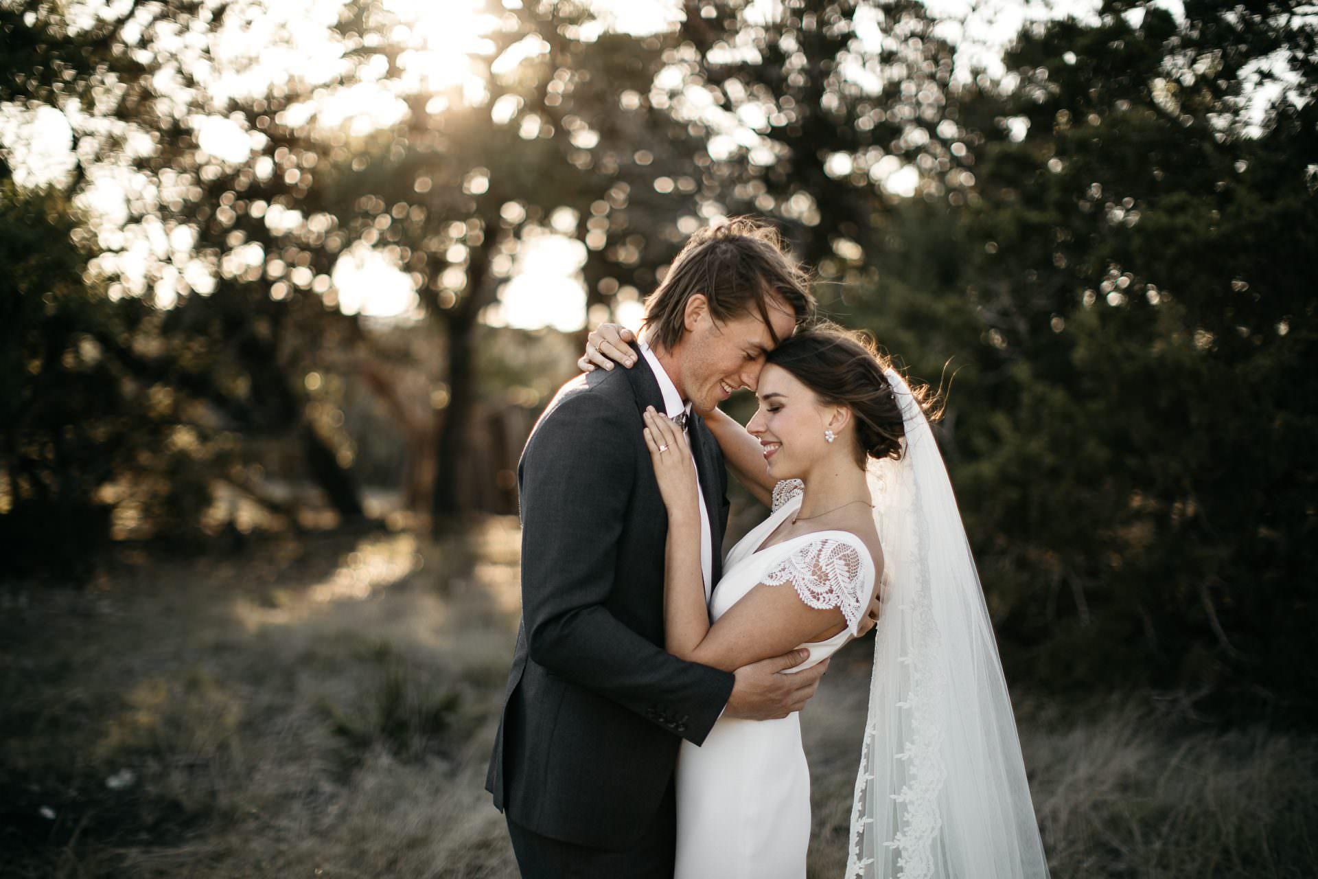 Kate & Luke's Wedding . Hunt, Texas