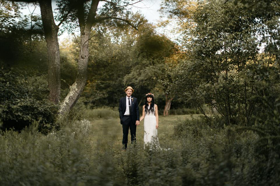 Victoria & Mark . Handsome Hollow Wedding Catskills