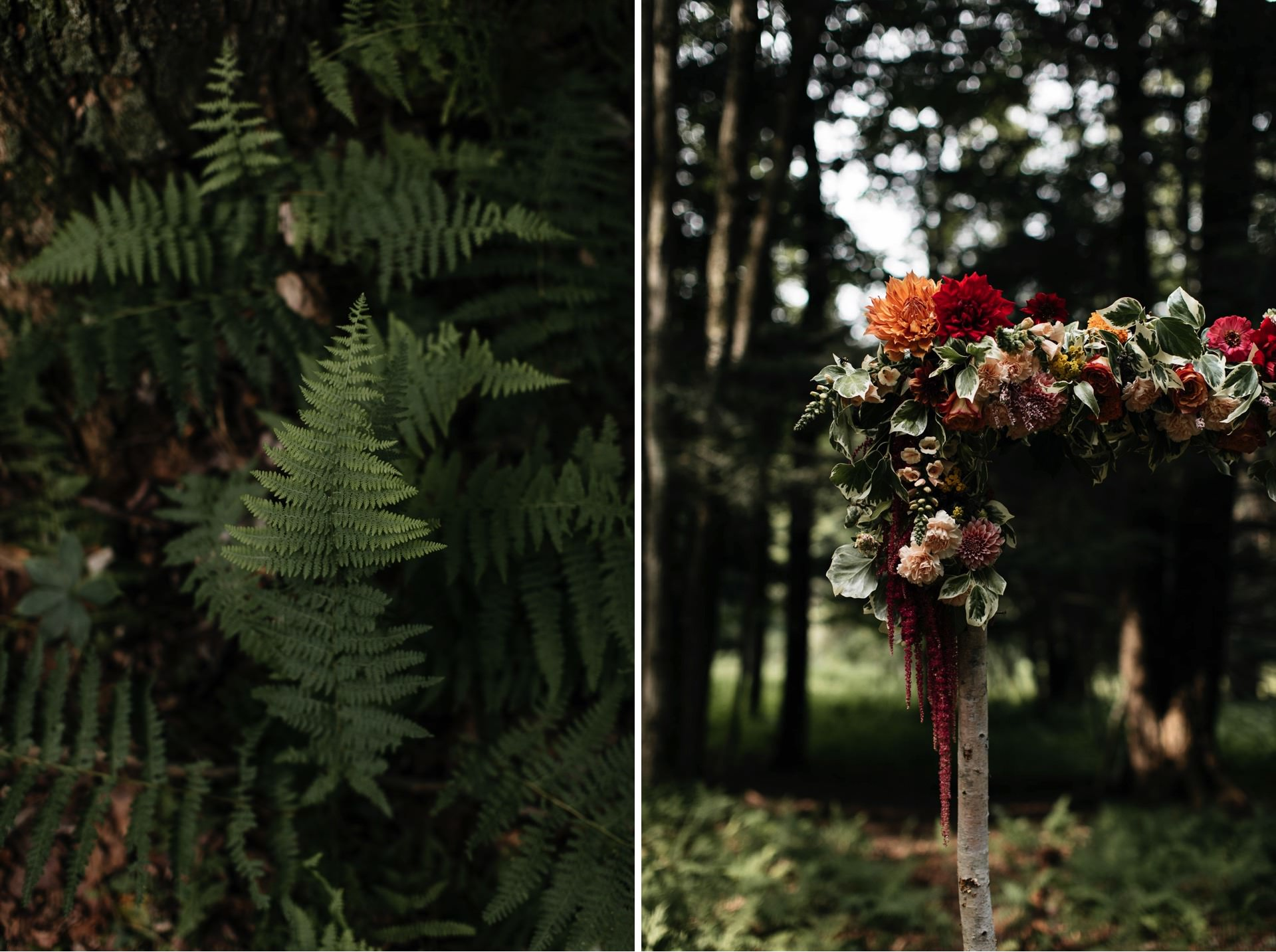Victoria & Mark Wedding Handsome Hollow, Catskills, by Jean-Laurent Gaudy