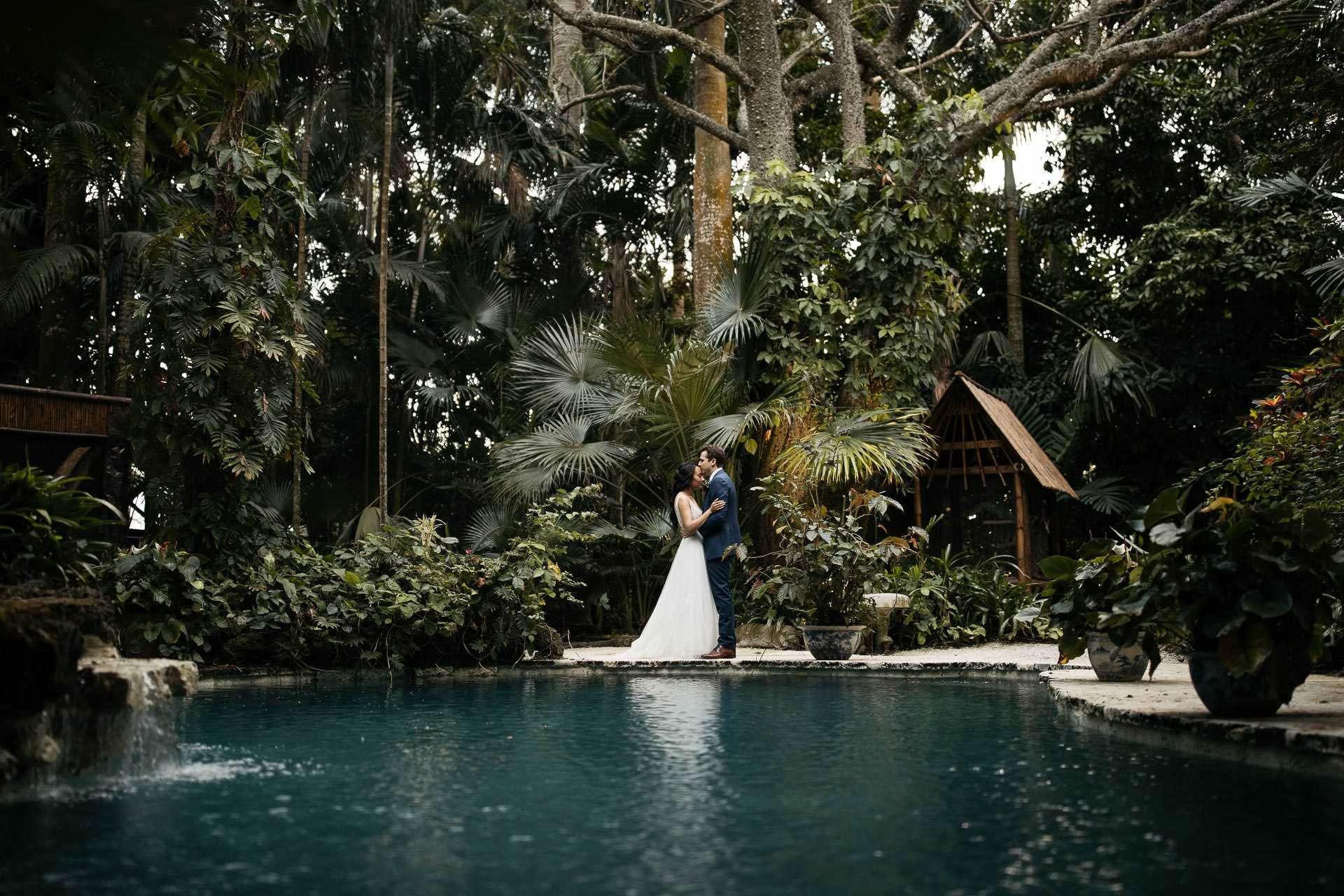 Kelly & Wells' Wedding . Historic Walton House, Florida