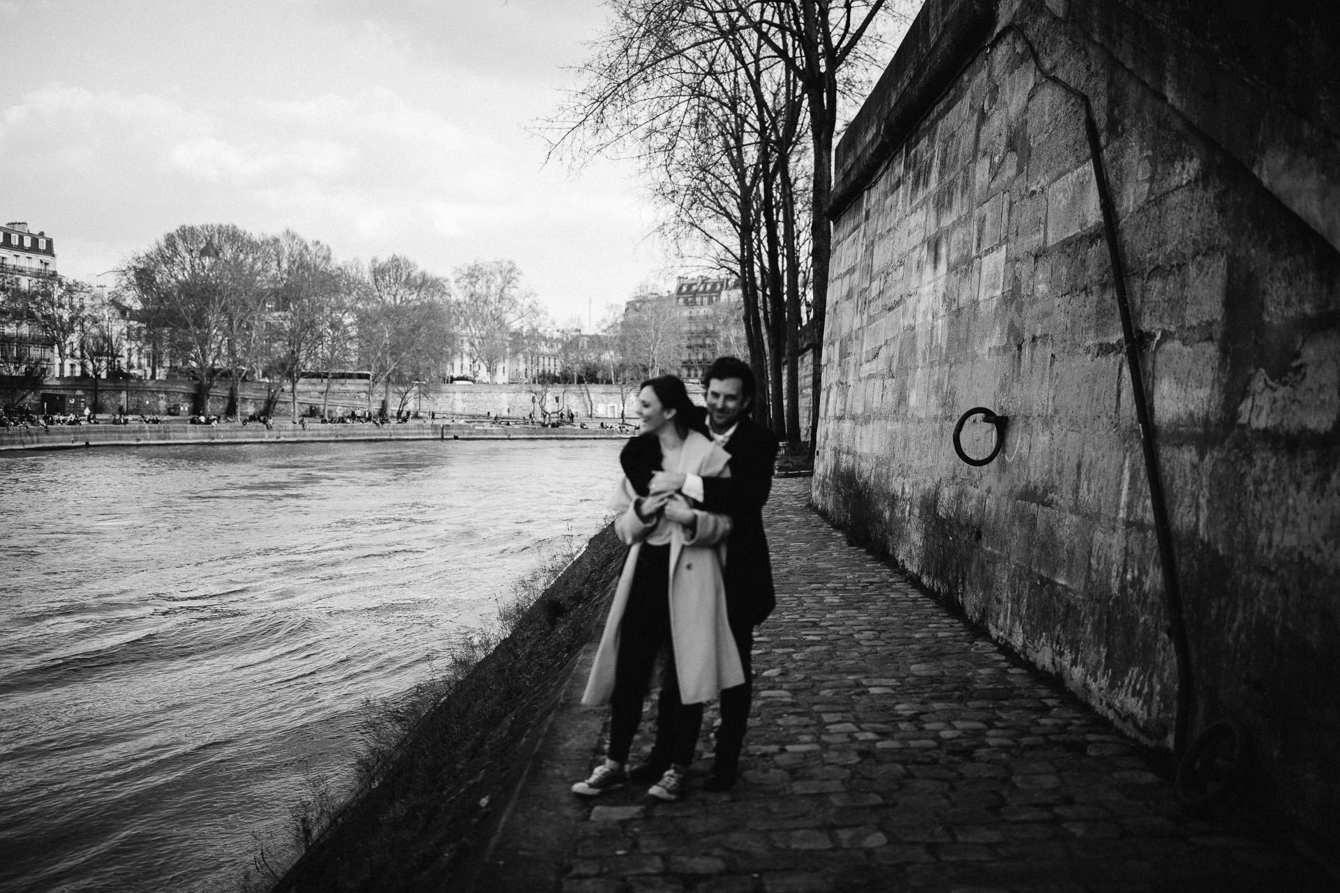 First Anniversary Paris France by Jean-Laurent Gaudy Photography