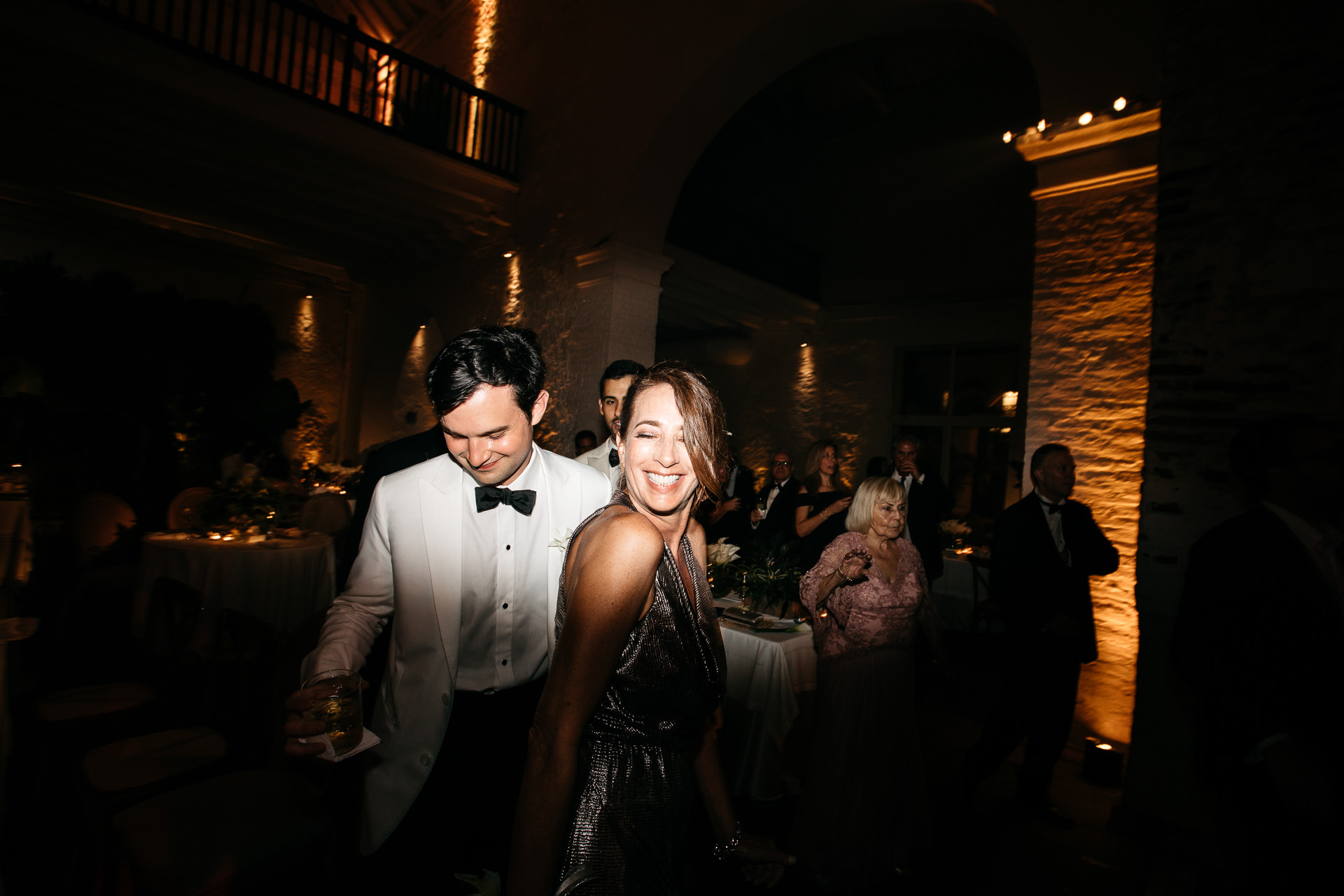 Wedding Cartagena Colombia Casa 1537 by Jean-Laurent Gaudy Photography