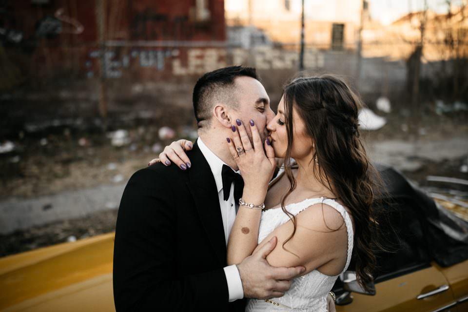 Stephanie & Nick's Wedding . 501 Union, NYC
