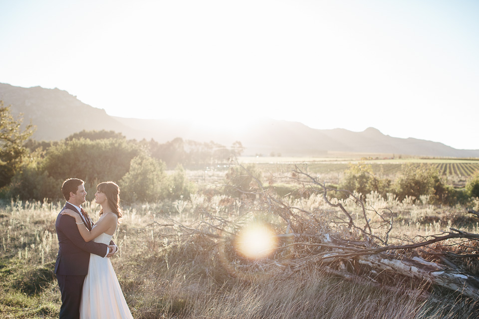 Cari & Louw Rustic South Africa Wedding by Jean-Laurent Gaudy Photography