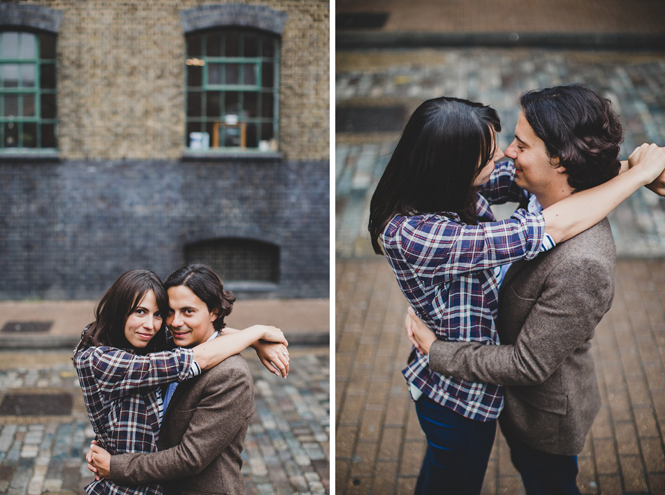 Emmanuelle & Vincent London Engagement - Jean-Laurent Gaudy Photography