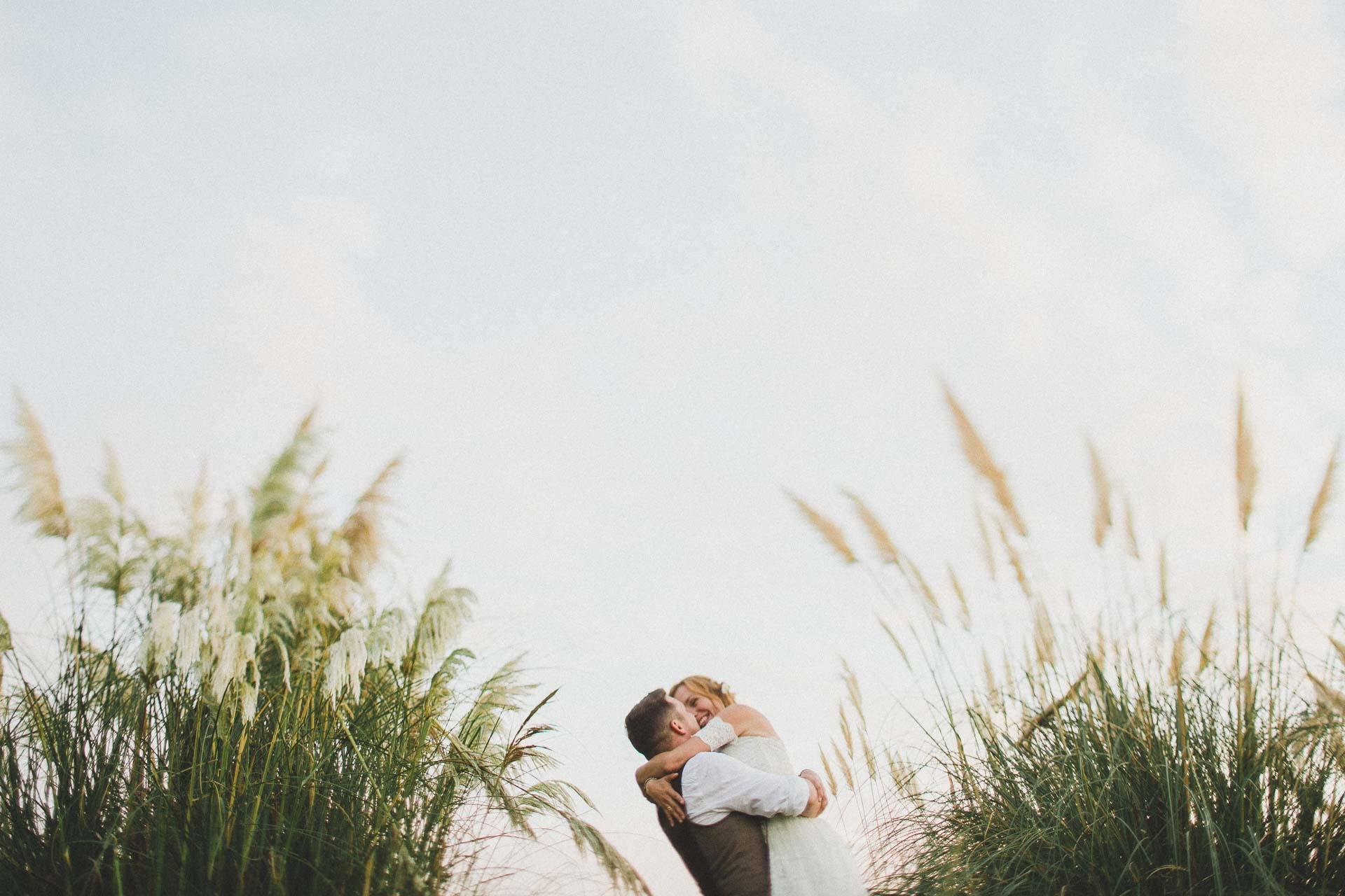 Lea & David Americana Folk Wedding France by Jean-Laurent Gaudy Photography