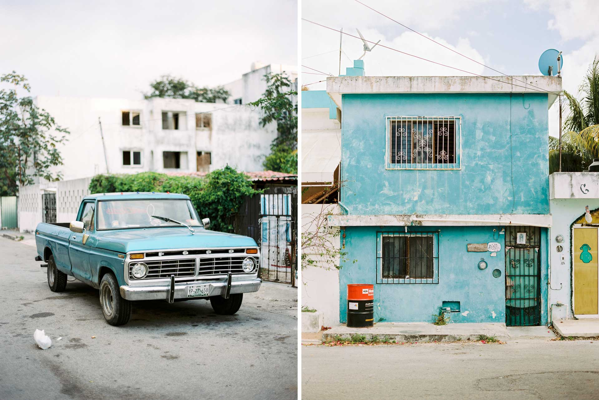 Yucatan & Quintana Roo . Mexico . Travels by Jean-Laurent Gaudy Photography