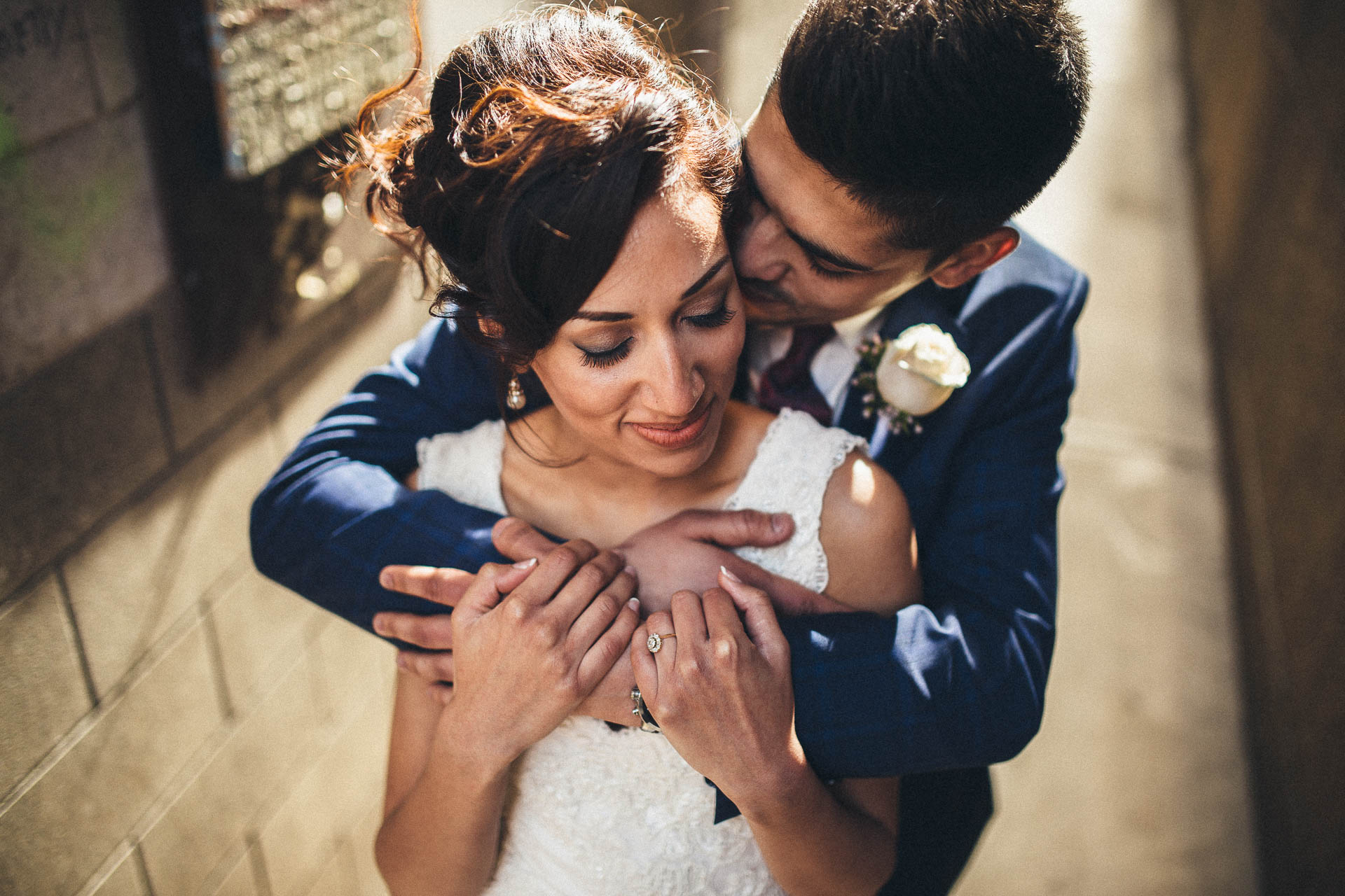 Shama & Alexei from London to New York Elopement by Jean-Laurent Gaudy Photography