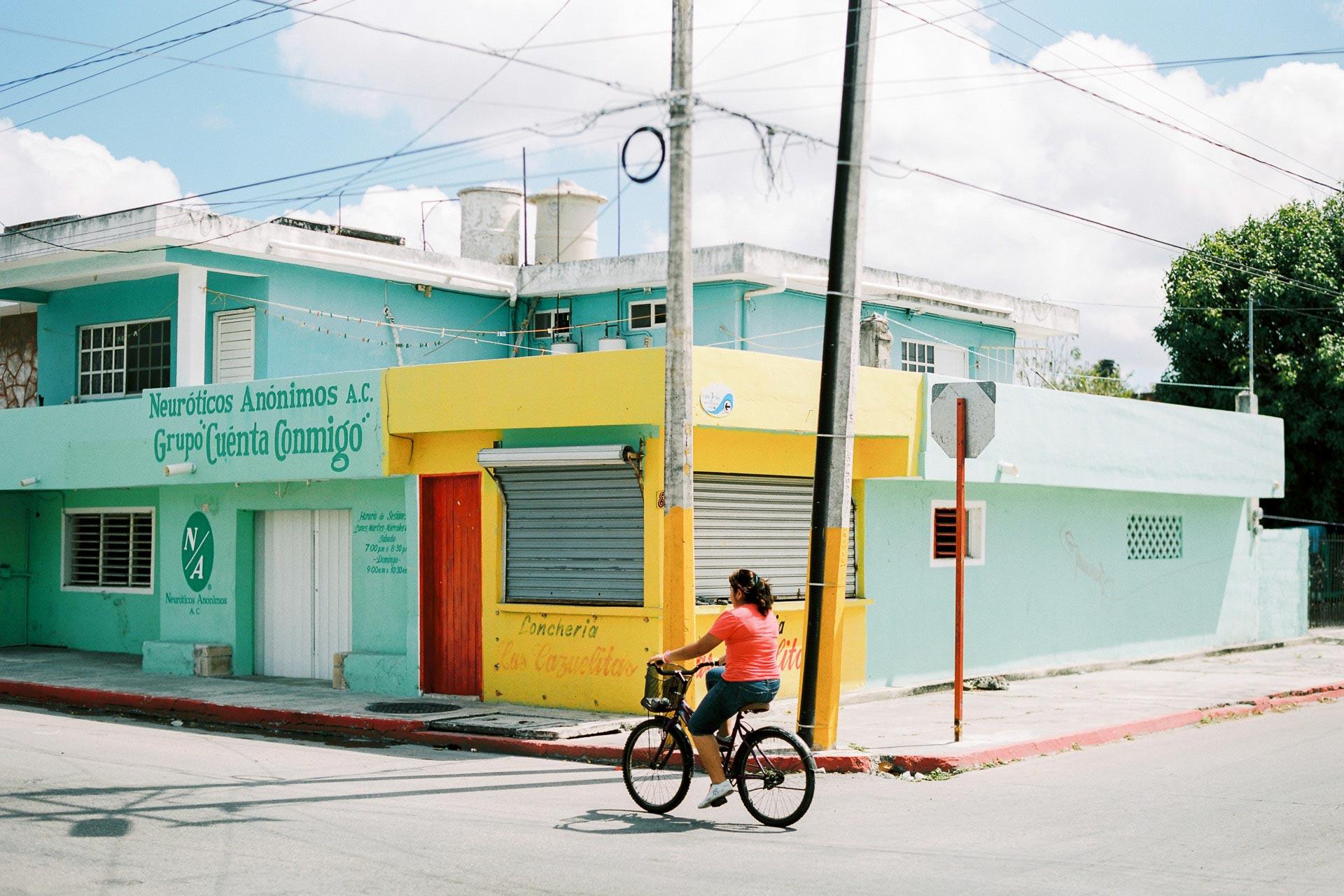 Mexico . Yucatan & Quintana Roo