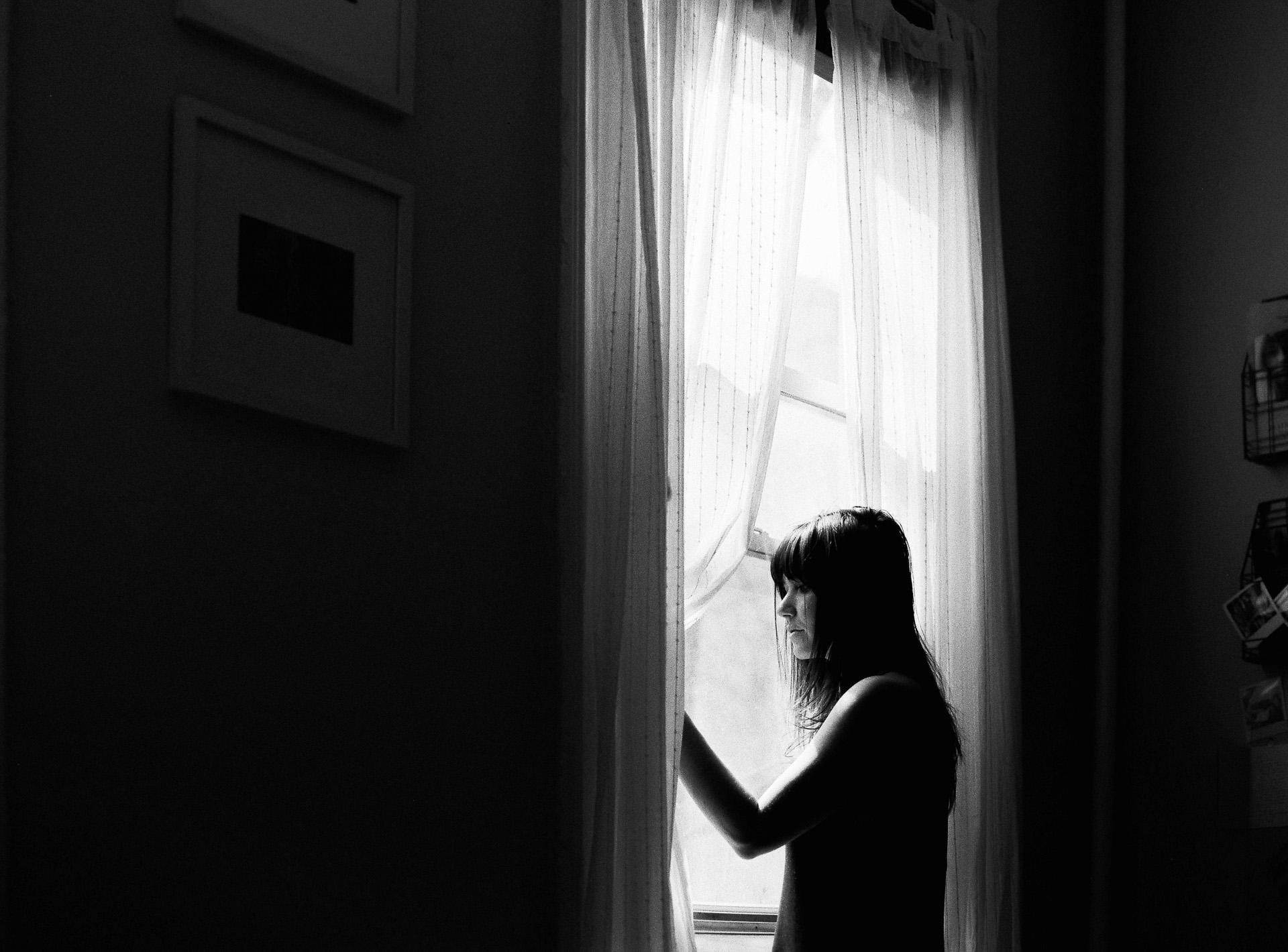 Jacquelyne Portrait Williamsburg Photographer by Jean-Laurent Gaudy Photography
