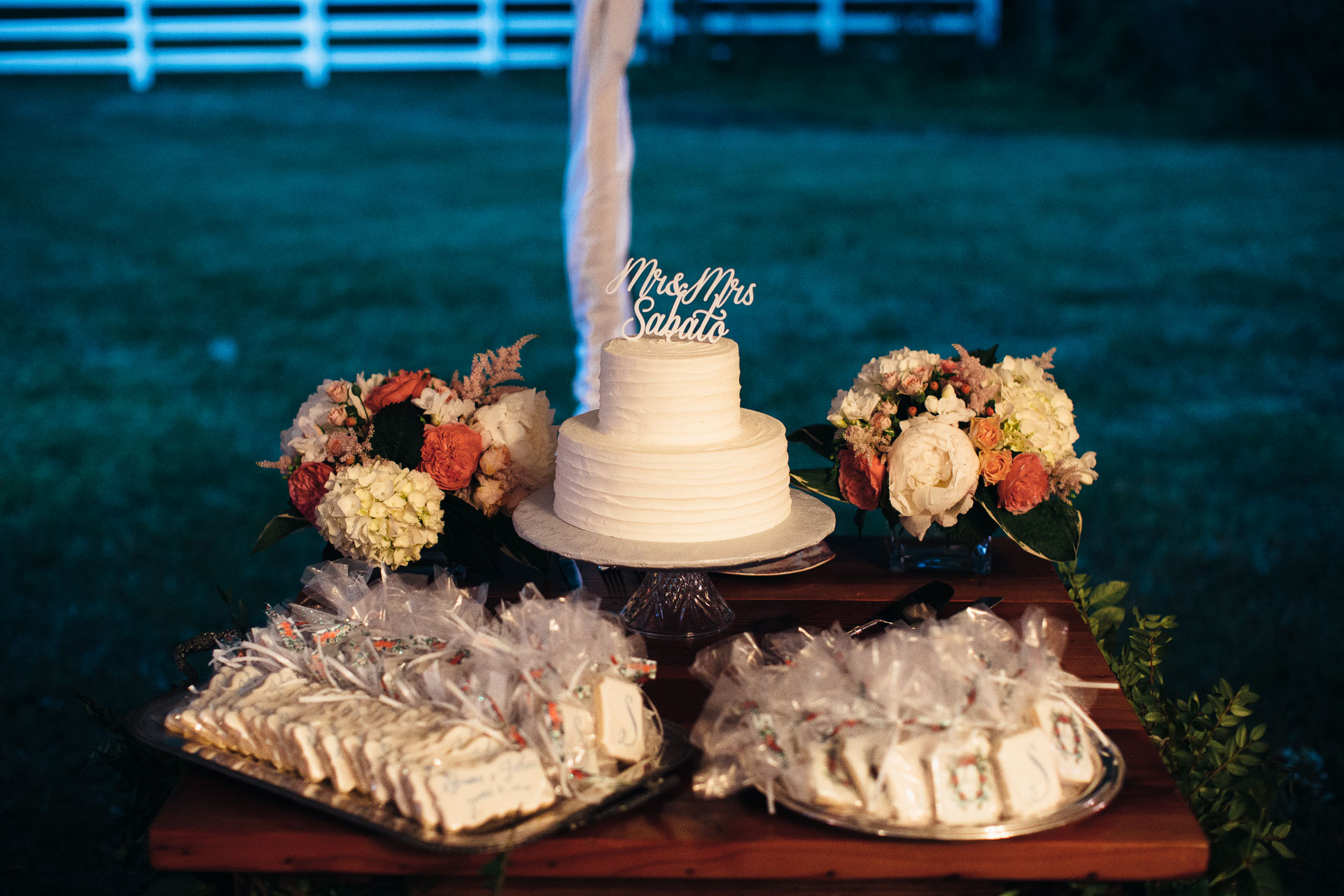 Shawna & Josh Ranch Wedding in Maryland by Jean-Laurent Gaudy Photography