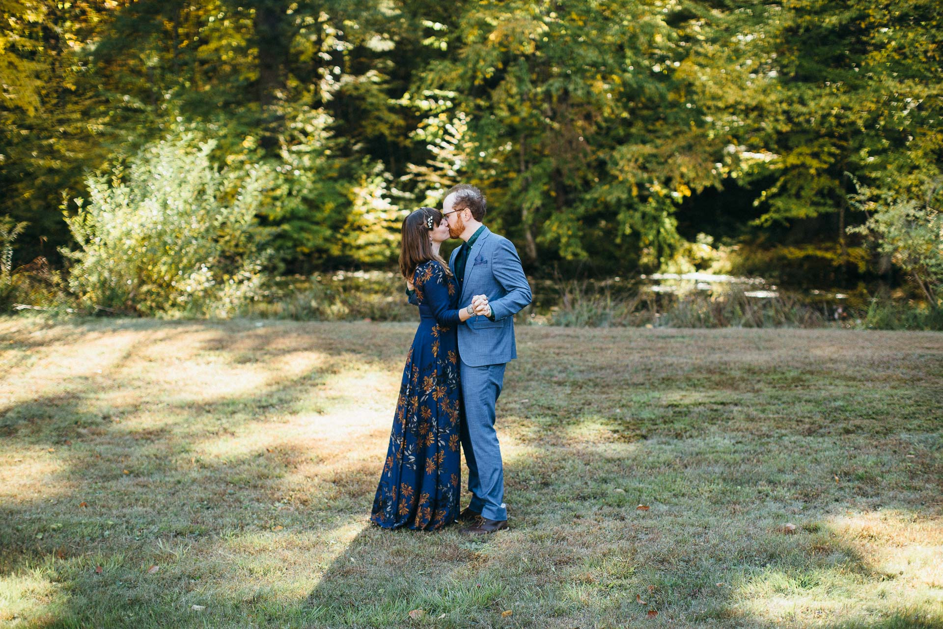 Foxfire Mountain House Elopement by Jean-Laurent Gaudy Photography