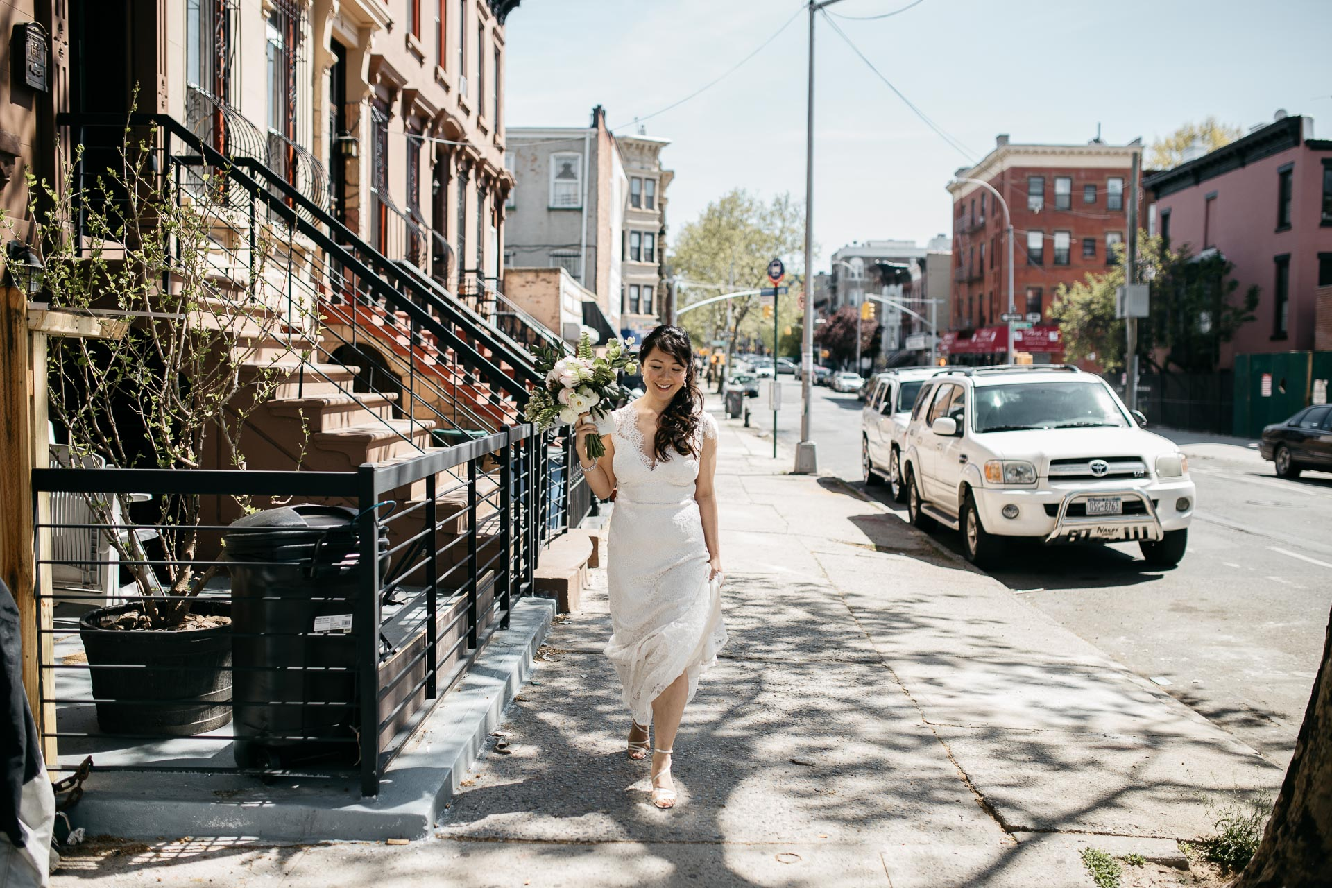 Reina & Keith Bushwick Wedding in Brooklyn by Jean-Laurent Gaudy Photography-3