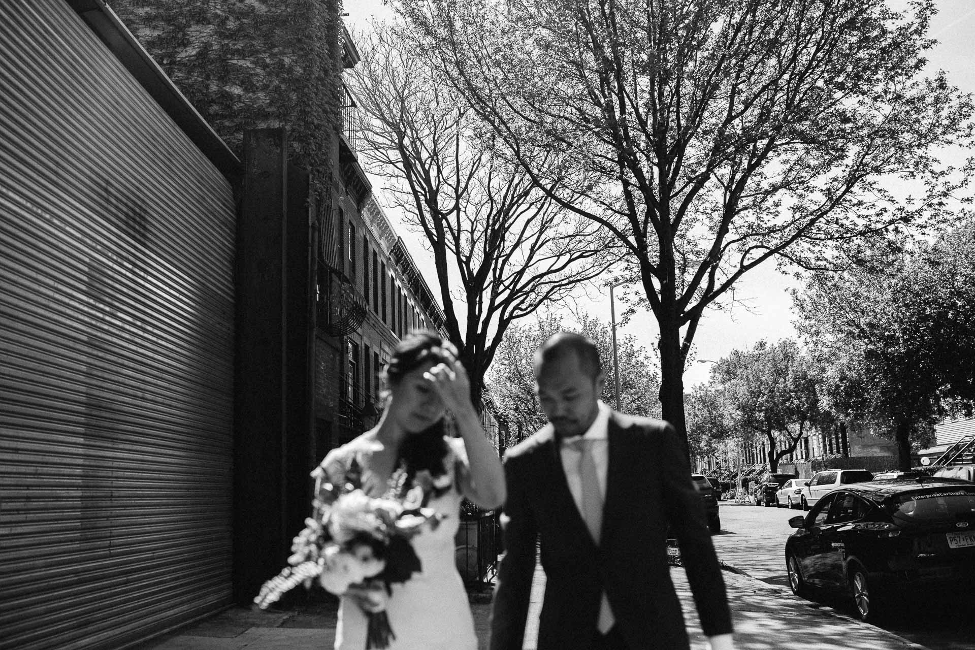 Reina & Keith Bushwick Wedding in Brooklyn by Jean-Laurent Gaudy Photography-2