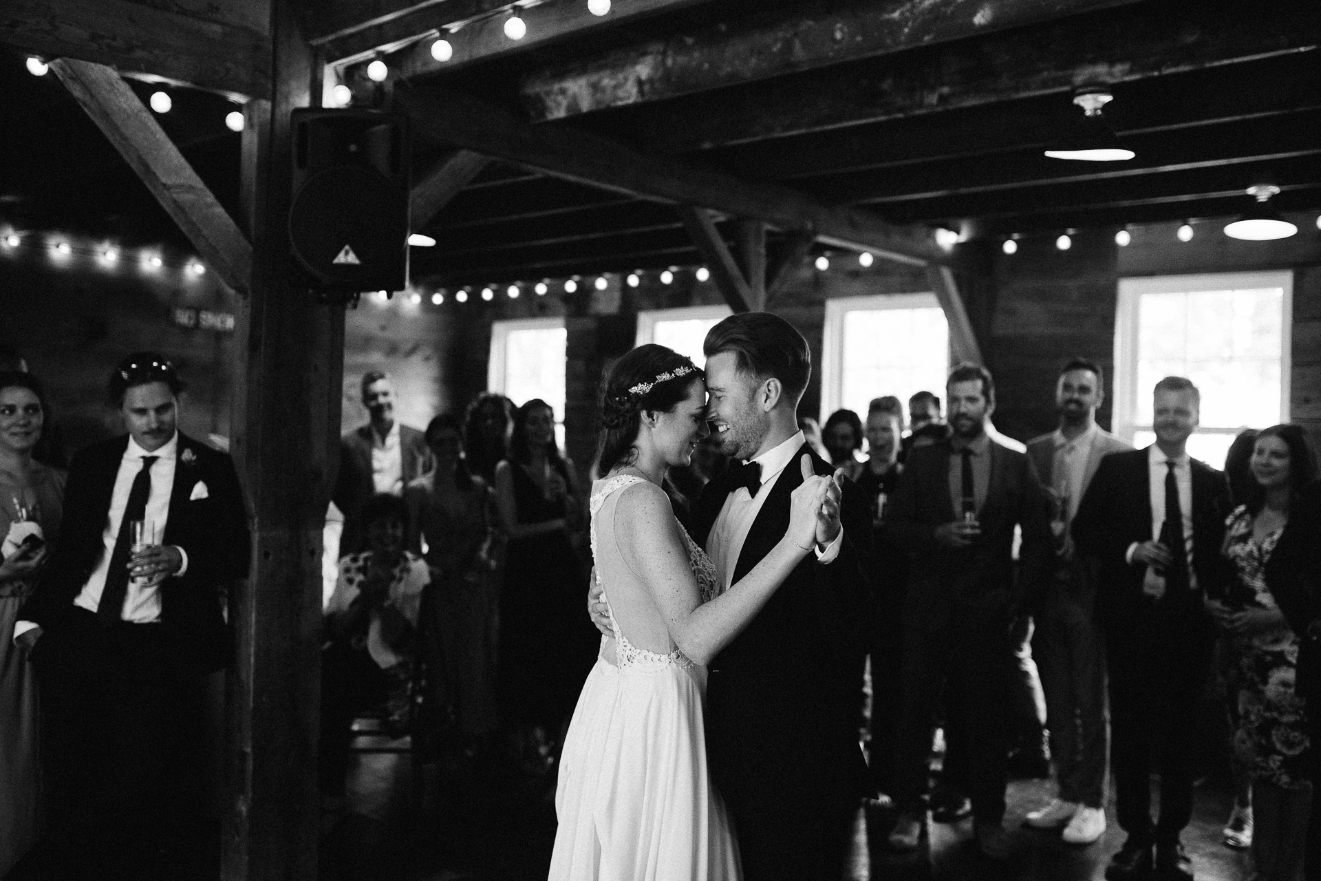 Roxbury Barn Wedding in The Catskills Mountains by Jean-Laurent Gaudy Photography
