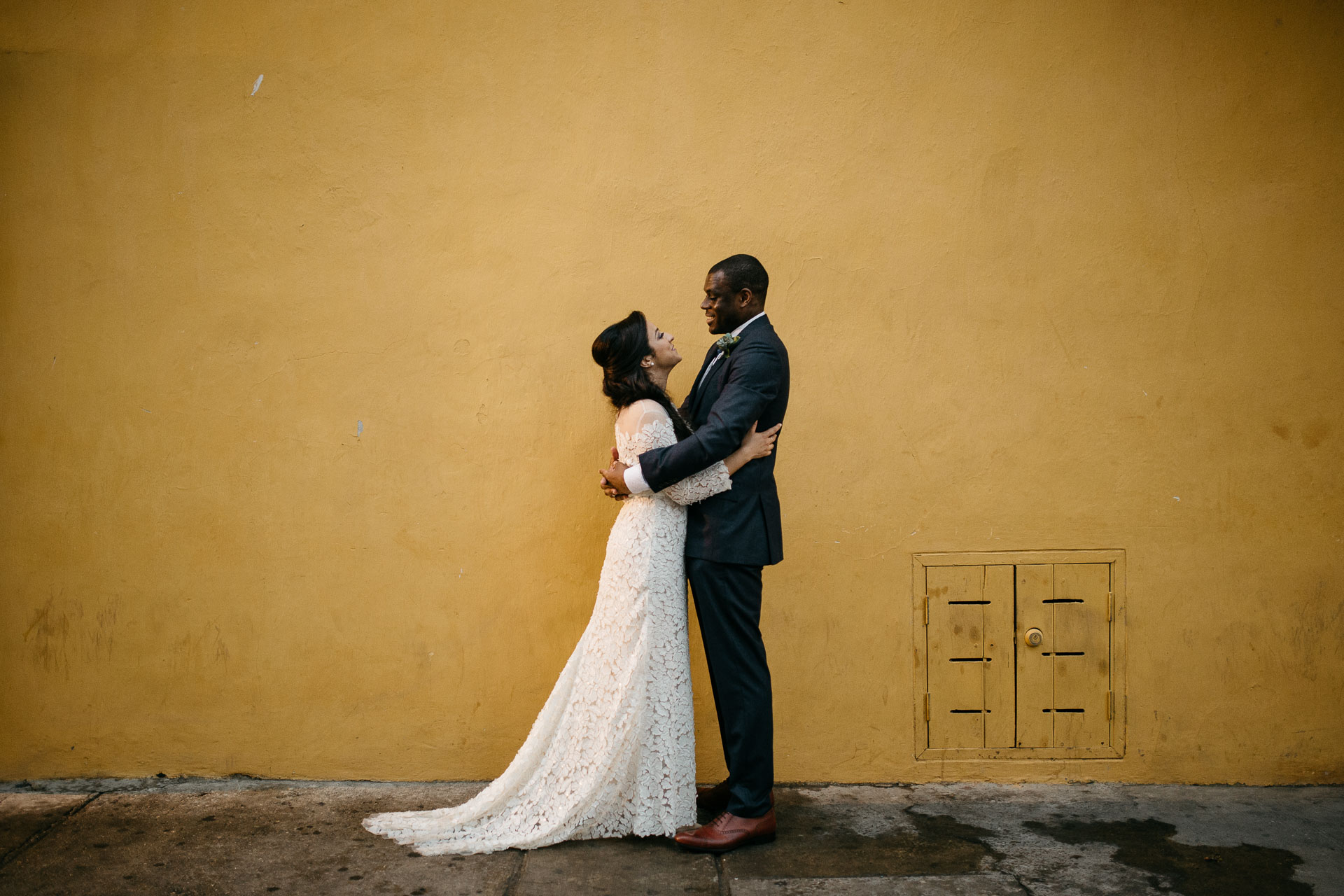 Cartagena Wedding Casa Pombo in Colombia by Jean-Laurent Gaudy Photography