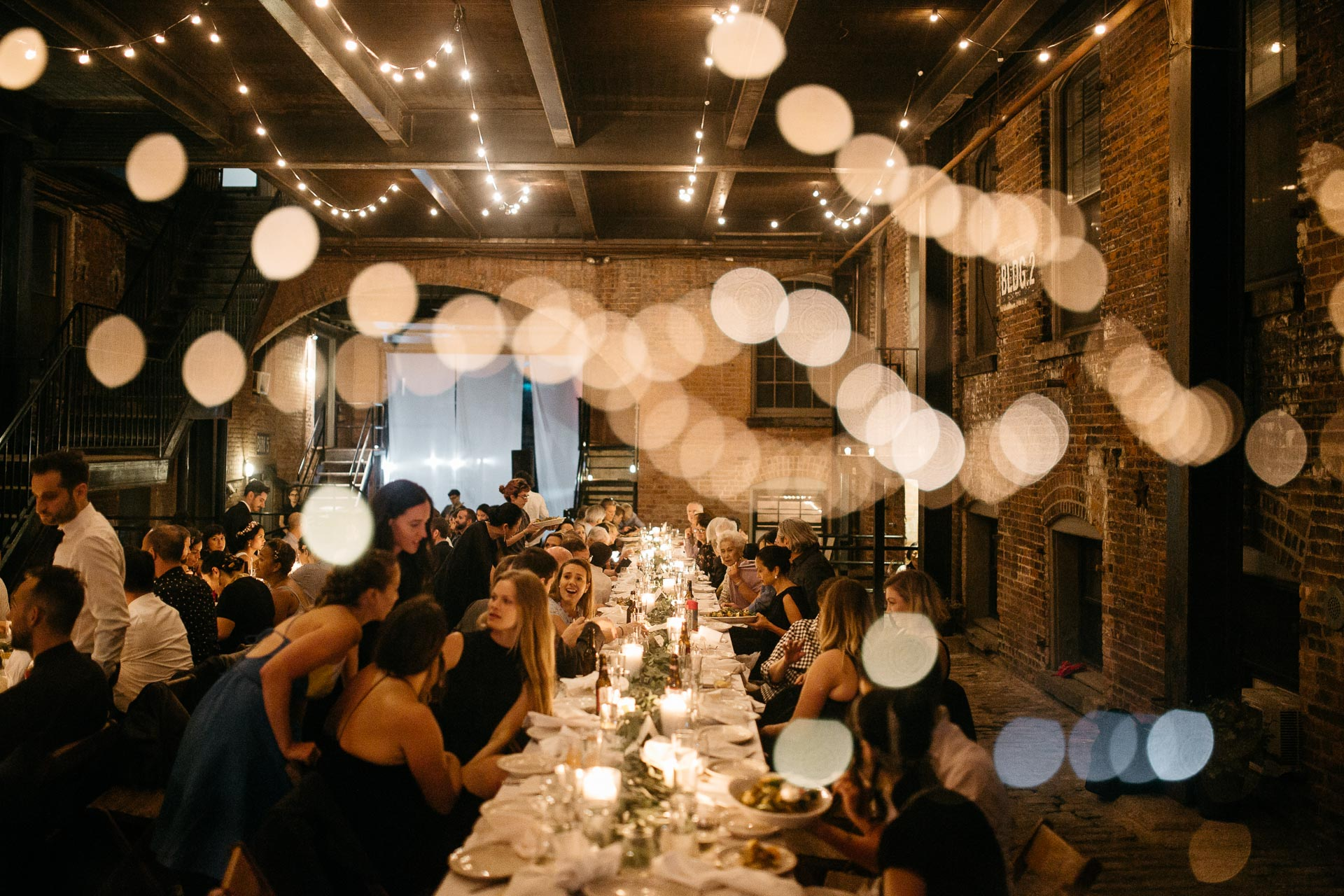 Greenpoint Wedding By Jean-Laurent Gaudy Photography