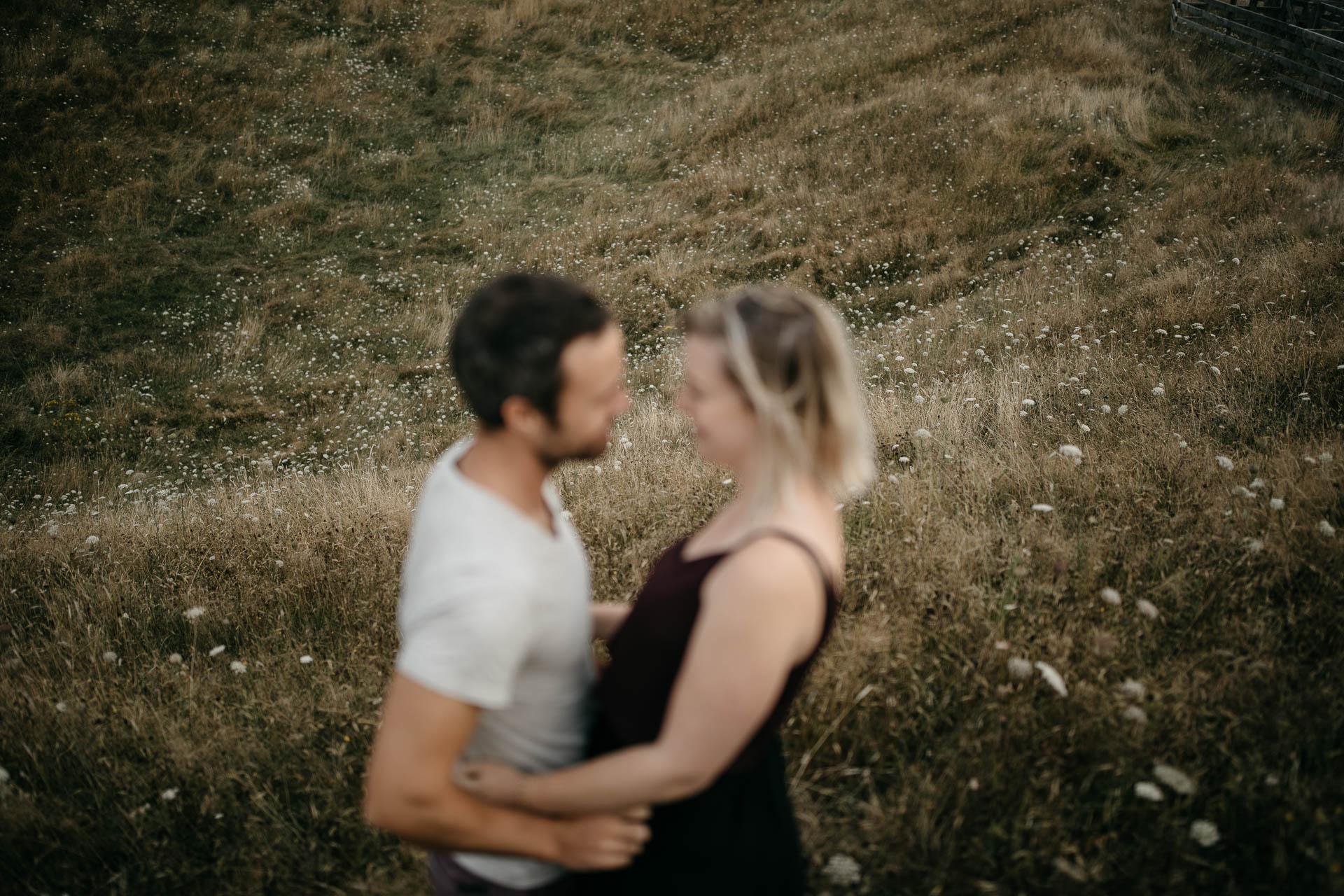 Courtney & James Engagement New Zealand