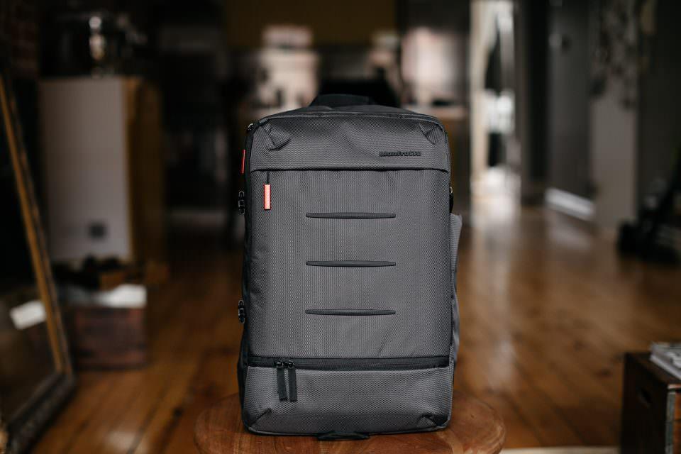 Review Manfrotto Manhattan Mover 50 Camera Bag