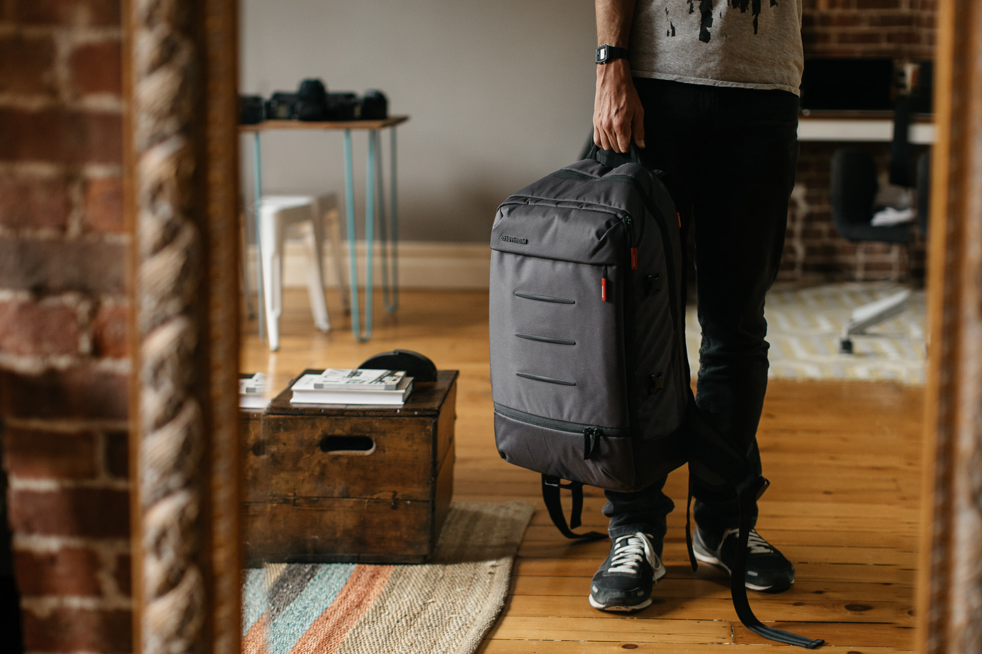 Review Manfrotto Manhattan Mover-50 Camera Bag