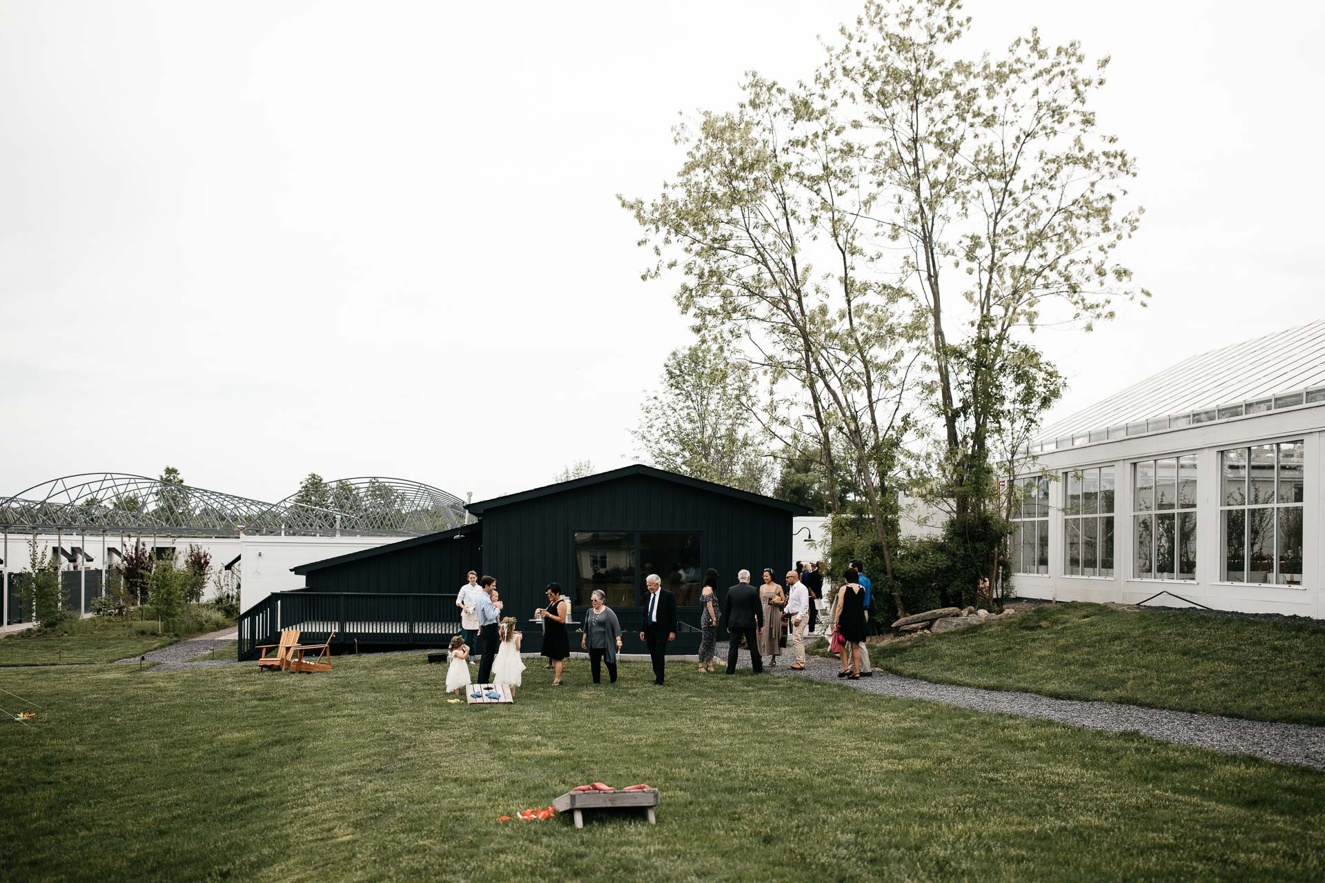 Sarah & Jonathan Wedding Audrey's Farmhouse Greenhouse Catskills, New York, by Jean-Laurent Gaudy