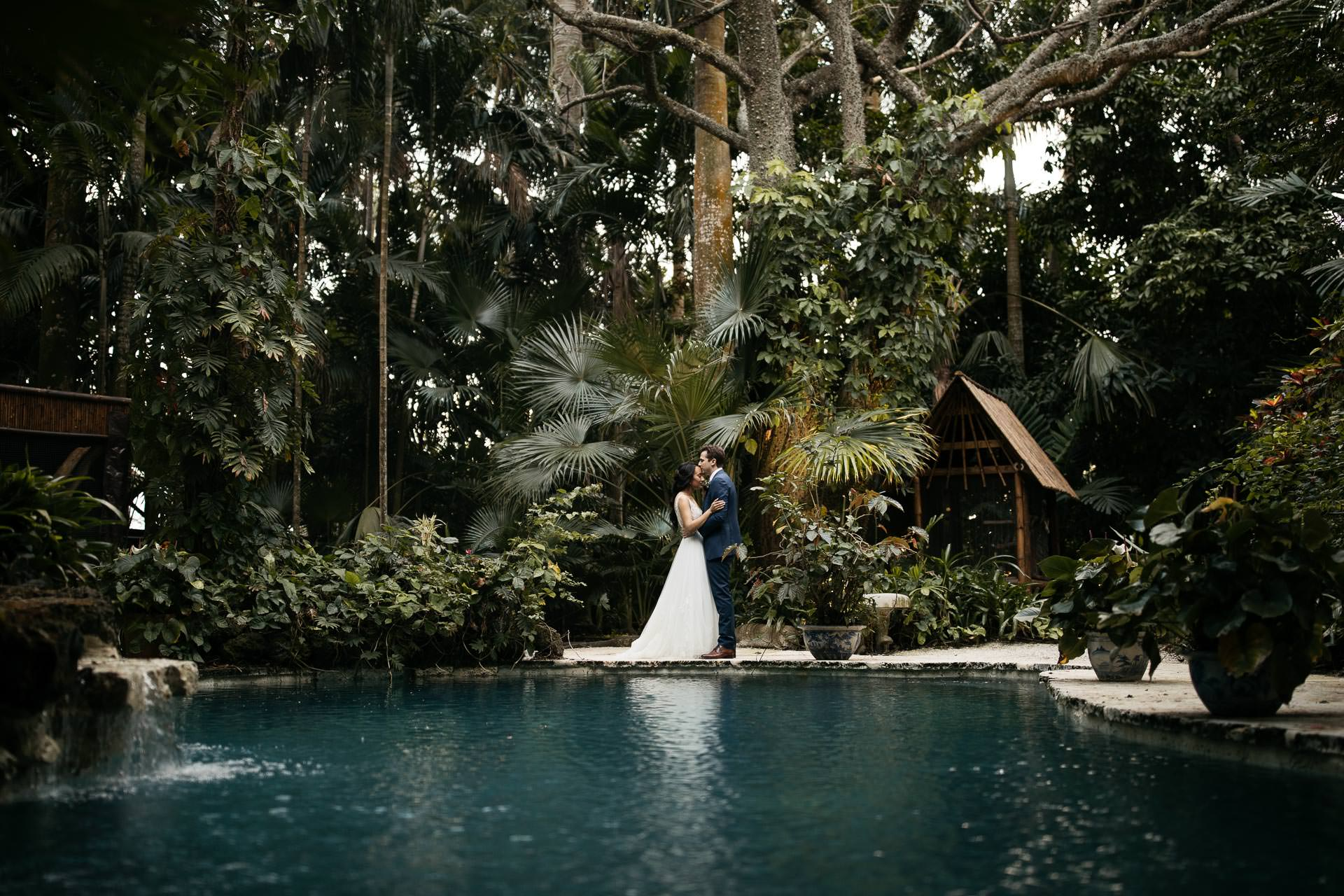 Historic Walton House Wedding, Florida, by Jean-Laurent Gaudy