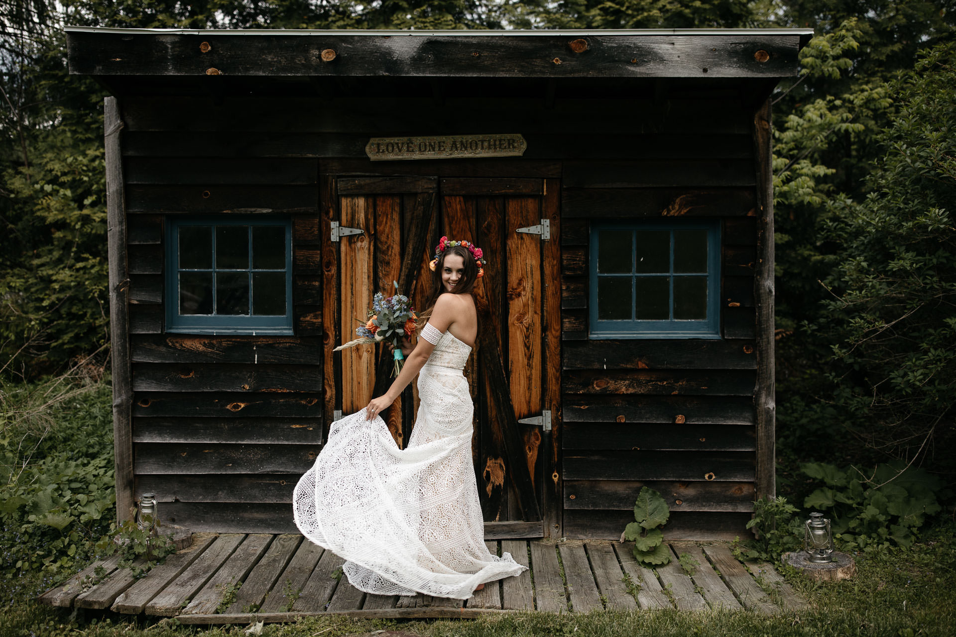 Elopement Catskills New York by Jean-Laurent Gaudy Photography