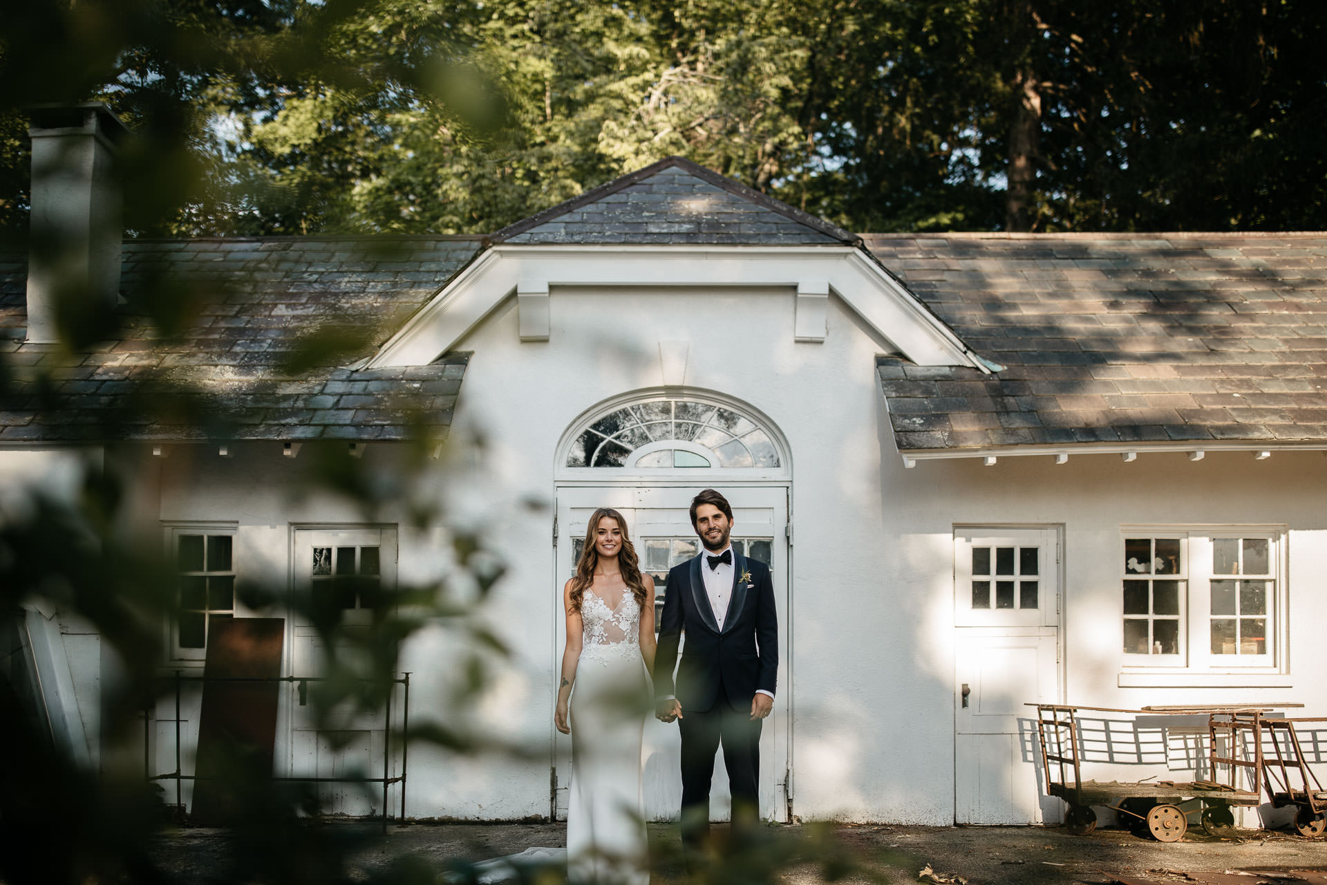 Kelsey & Gaby's Wedding at Southwood Estate in Hudson Valley by Jean-Laurent Gaudy